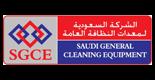 Saudi General Cleaning Equipment